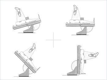 Телескопический стол