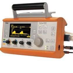 Drager Oxylog 3000