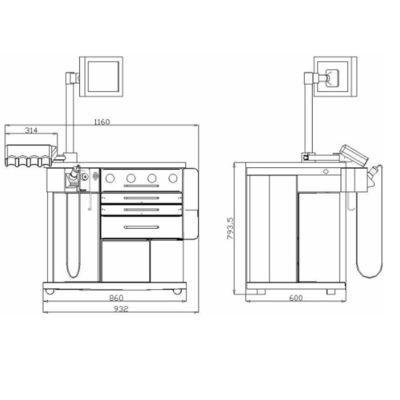 Euroclinic Otocompact Steel