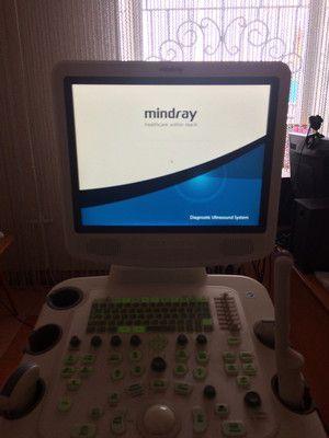 Mindray DC-3