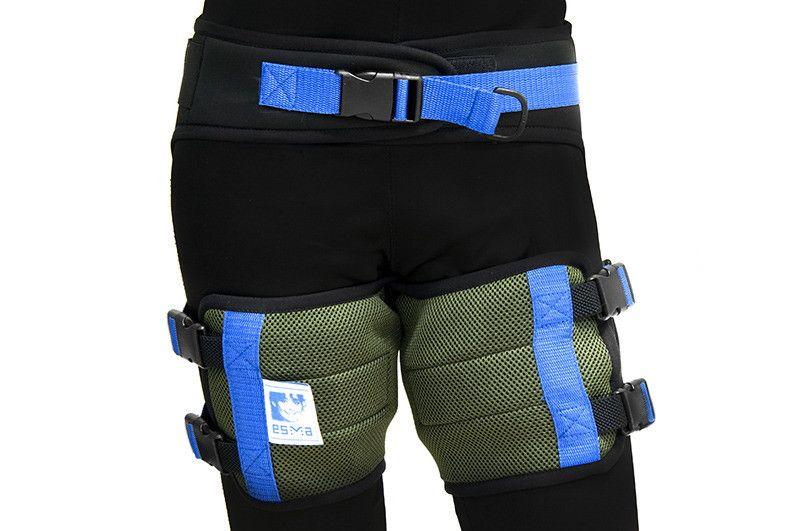 Электродные шорты для аппарата Эсма Фитнес
