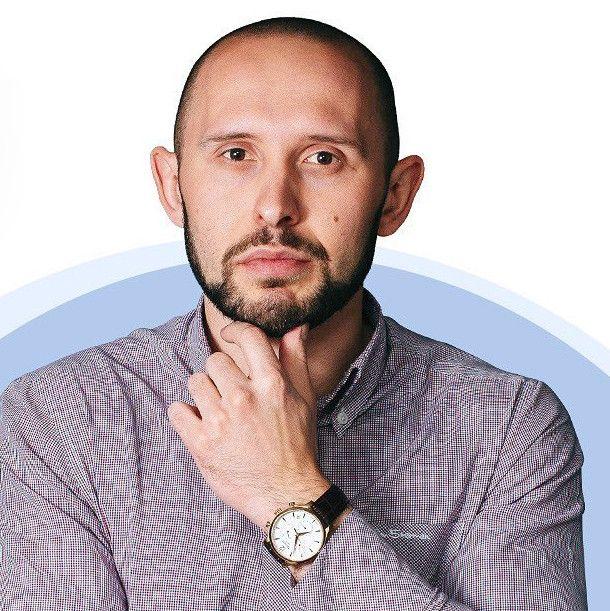 Кирилл Сычев – врач-психиатр