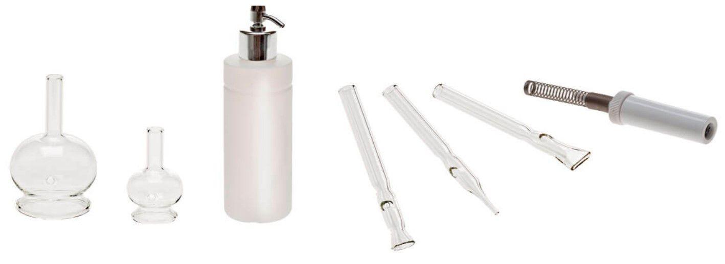Наконечники и пульверизатор к аппарату Ionto Comed Ionto-Vac Spray SL